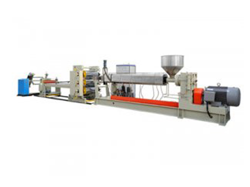 750Single layer sheet mill